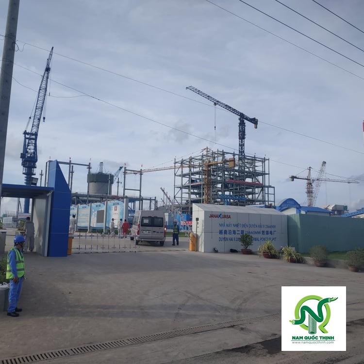 Nhà máy nhiệt điện duyên hải 2