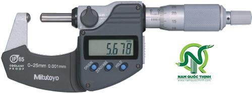 Thước đo điện tử ống thép luồn dây điện