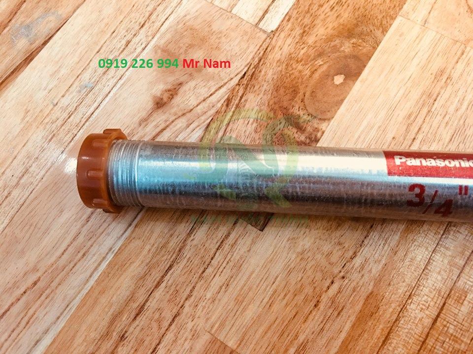 """Đai nối nhựa pvc nối ống thép luồn dây điện imc 3/4"""" panasonic"""