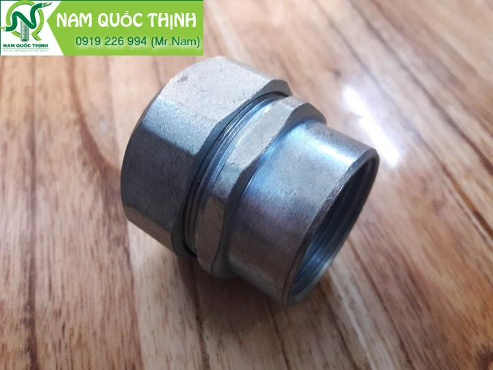 Đầu nối ống thép luồn dây điện RSC & Ống ruột gà lõi thép