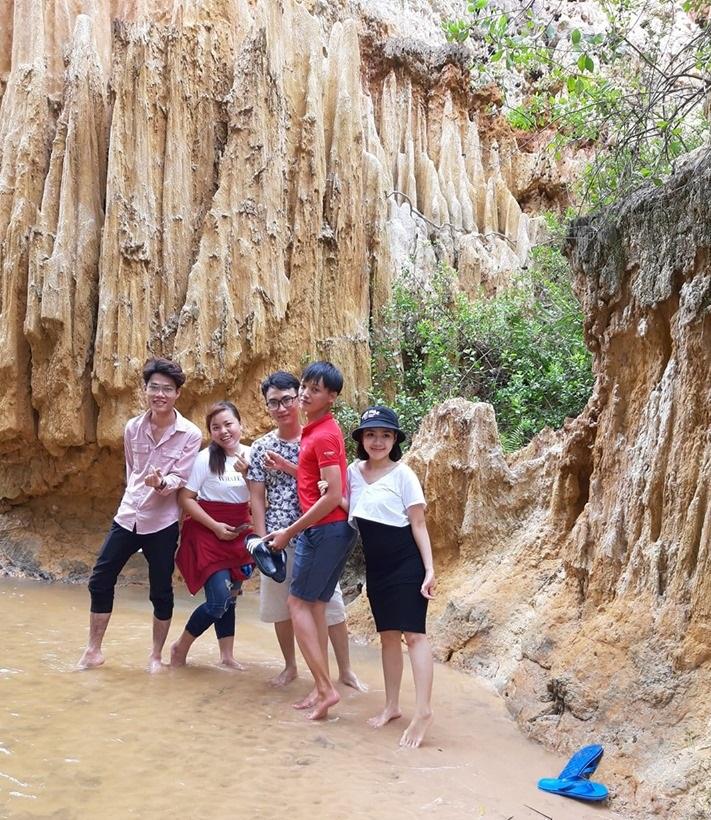 Team building Phan Thiết 3 ngày 2 đêm của công ty Nam Quốc Thịnh
