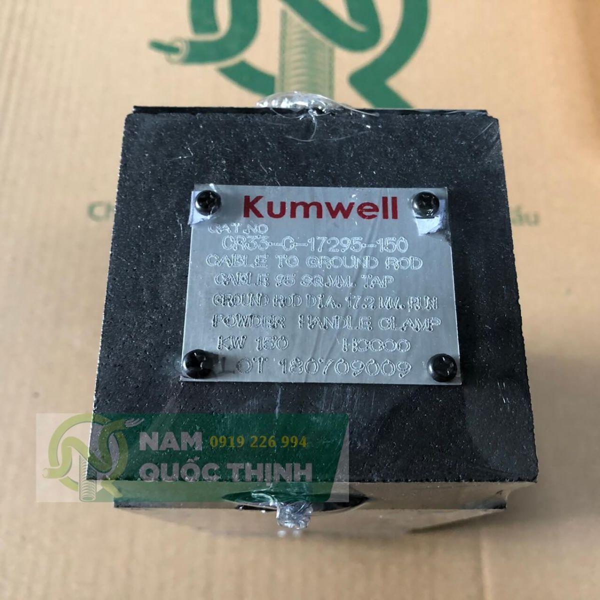 Khuôn hàn hoá nhiệt Kumwell