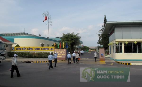 Nhà máy Khatoco Khánh Hoà