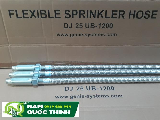 Ống mềm kết nối đầu phun sprinkler loại 1200 mm