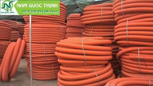 Ống luồn dây điện HDPE