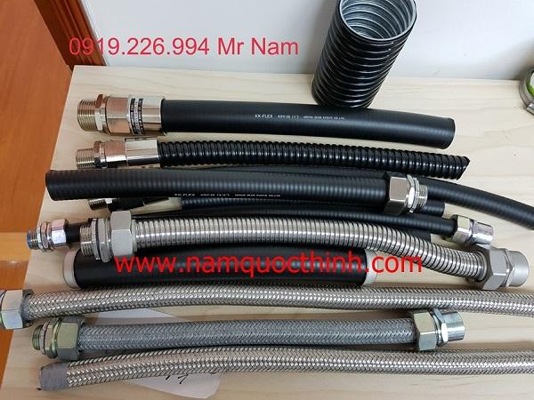 Ống ruột gà lõi thép có chức năng linh hoạt, có thể lắp đặt ở những nơi mà ống dẫn cứng không thể lắp đặt được