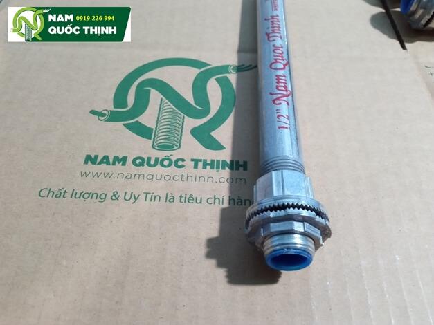 Đầu nối ống thép luồn dây điện IMC vào box