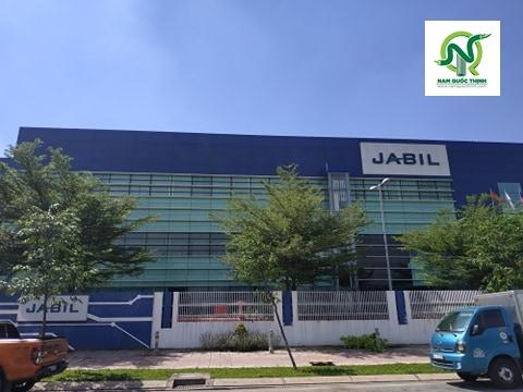 Nhà máy Jabil