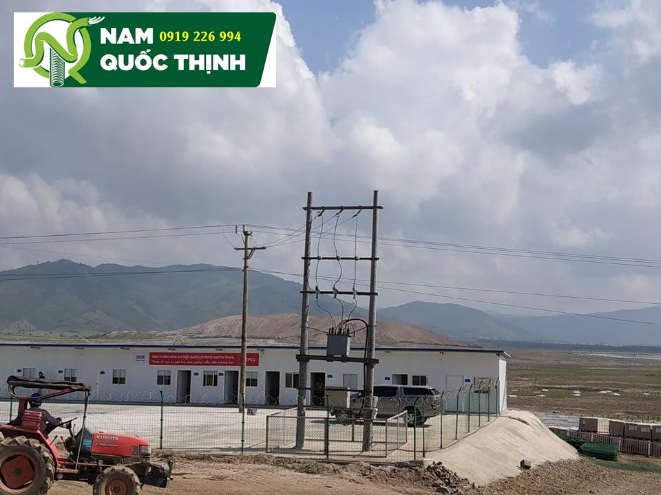 Nhà máy điện mặt trời Hòa Hội Phú Yên