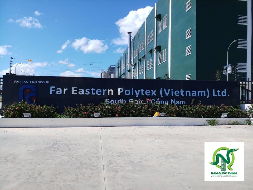 Nhà máy sợi dệt Far Eastern