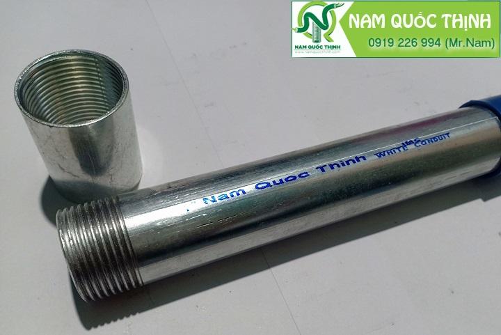 Cung cấp ống thép luồn dây điện cho nhà máy giấy LEE & Man Hậu Giang