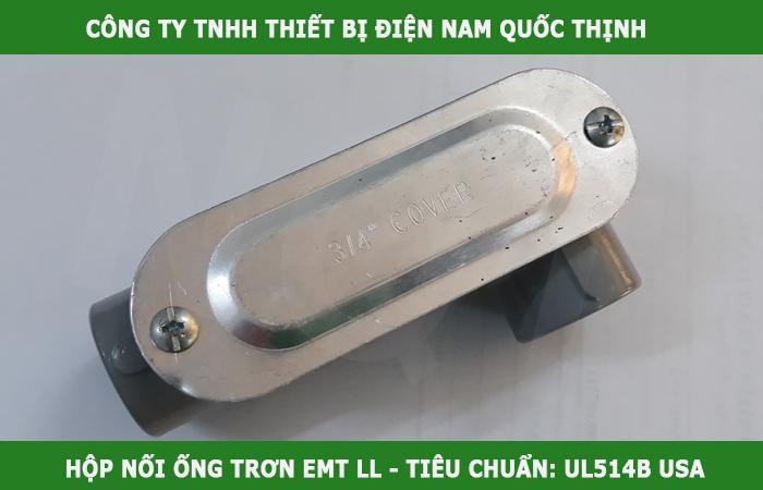 Hộp Nối Ống Thép Trơn EMT LL 1/2