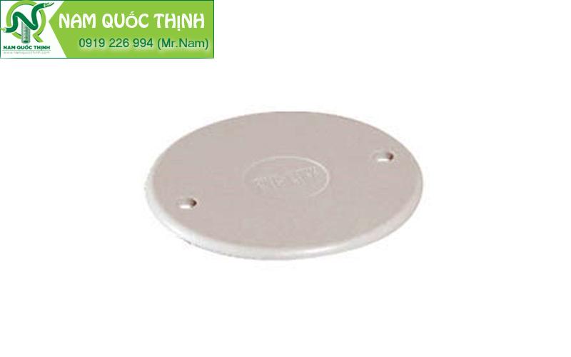 nắp hộp tròn PVC AC